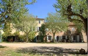 Bed and breakfast Chateau le Vergel Authenac , Aude, Ginestas, France