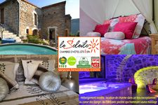 Bed and breakfast Le Soleilo , Aveyron, Mostuejouls, France