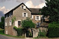 Bed and breakfast La Singuliere , Aveyron, Severac-le-chateau, France