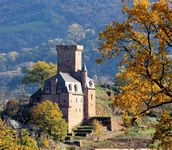 Bed and breakfast Chateau la Servayrie , Aveyron, Conques, France