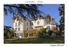 Bed and breakfast Aux Ondes , Aveyron, Millau, France