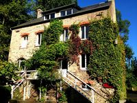 Bed and breakfast Le Moulin du Vey , Calvados, Le-vey, France
