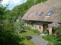 Bed and breakfast La Fromental , Cantal, Marchal, France