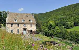 Bed and breakfast La Roussiere , Cantal, Saint-clement, France