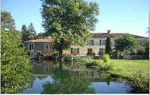 Cottage Moulin du Duc , Charente, Mouthiers-sur-boeme, France