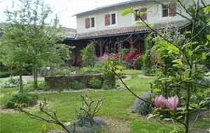 Bed and breakfast Chambres d'Hotes de Puygareau , Charente, Baignes-sainte-radegonde, France