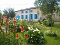 Bed and breakfast La Chabanaise , Charente_maritime, Cramchaban, France