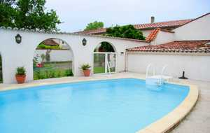 Bed and breakfast Le Magasin de la Coinche , Charente_maritime, Cherac, France