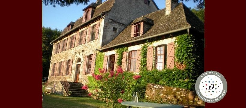 Bed and breakfast Le Pradel , Correze, Monceaux-sur-dordogne, France