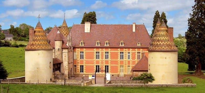 Bed and breakfast Chateau de Menessaire , Cote_d_or, Menessaire, France