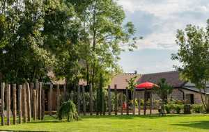 Bed and breakfast Le Domaine des Pres Verts Spa , Cote_d_or, Jouey, France