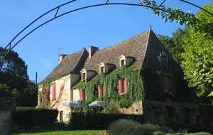 Bed and breakfast Domaine des Farguettes , Dordogne, Paleyrac, France