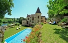 Bed and breakfast Manoir de la Malartrie , Dordogne, Vezac, France