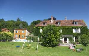 Bed and breakfast La Retraite Sentimentale , Doubs, Besancon, France