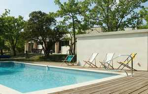 Bed and breakfast La Faventine , Drome, Grignan, France