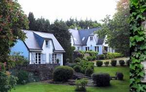 Bed and breakfast La Flanerie , Finistere, Saint-yvi, France