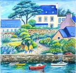 Bed and breakfast La Demeure Oceane , Finistere, Portsall, France