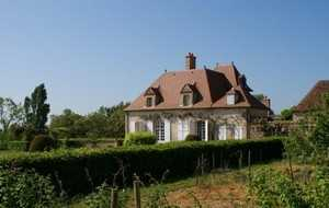 Bed and breakfast Aigrepont, Allier, Bressolles, France
