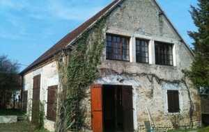 Cottage Aigrepont, Allier, Bressolles, France