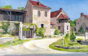 Bed and breakfast Hameau de Chavagnat , Allier, Ebreuil, France
