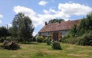 Bed and breakfast Le Champ Bouchon , Allier, Treban, France