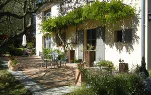 Bed and breakfast La Bastide d'Eulalie , Gard, Garrigues-sainte-eulalie, France