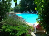 Bed and breakfast Le Mas Vic , Gard, Castillon-du-gard, France
