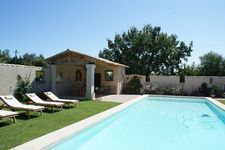 Bed and breakfast Grand Maison , Gard, Fons-sur-lussan, France