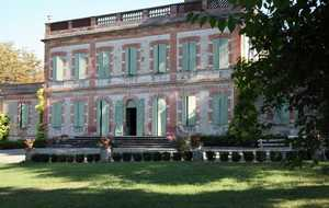Bed and breakfast Chateau d'Arquier , Haute_garonne, Vigoulet-auzil, France