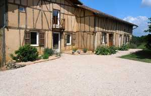 Bed and breakfast Belliette, Gers, Cazaubon, France