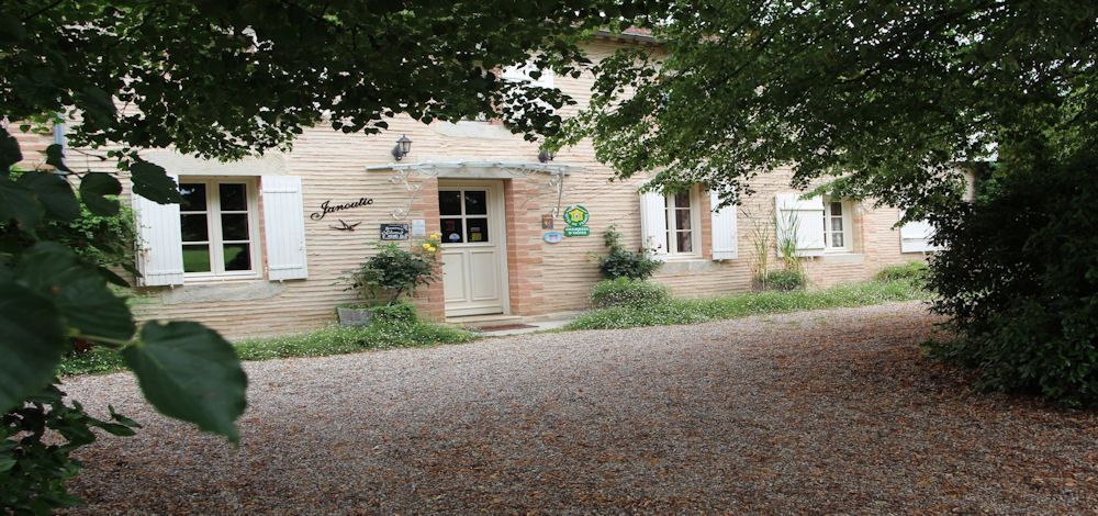 Bed and breakfast Janoutic, Gironde, Aillas, France