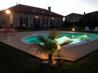 Bed and breakfast Domaine de Blaignac , Gironde, Ruch, France