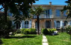 Bed and breakfast Les Palmiers du Port , Gironde, Barsac, France