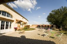 Bed and breakfast L'Ilot Vignes , Gironde, Rauzan, France
