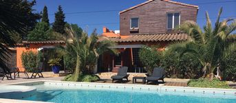 Bed and breakfast Le Patio 34 , Herault, Laverune, France