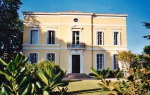 Bed and breakfast Villa Saint Germain , Herault, Cazouls-d-herault, France