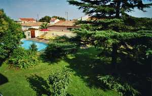 Bed and breakfast Villa Gabrielle , Herault, Sauvian, France