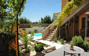 Bed and breakfast Villa Limonade , Herault, Olonzac, France