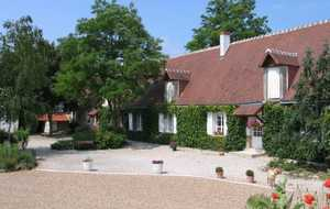 Bed and breakfast La Bihourderie , Indre_et_loire, Azay-sur-indre, France