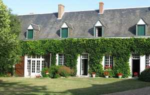Bed and breakfast Beauvais, Indre_et_loire, Tauxigny, France