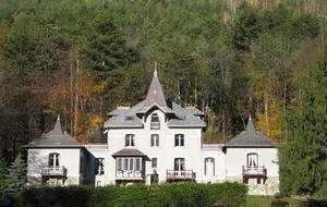 Bed and breakfast Le Manoir des Alberges , Isere, Uriage-les-bains, France