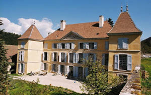 Bed and breakfast Chateau de Bardonenche , Isere, Monestier-de-clermont, France