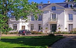 Bed and breakfast Manoir de la Borde , Loir_et_cher, Danze, France