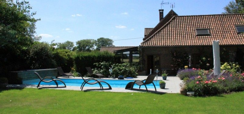 Bed and breakfast e agriturismi Les Peupliers , Hainaut, Erbisoeul, Belgio