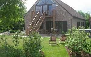 Bed and breakfast Aire de Repos , Flandre_orientale, Zwalm, Belgium