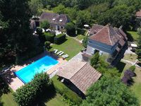 Bed and breakfast Domaine du Cloucau , Lot, Gramat, France