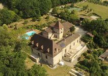 Bed and breakfast Chateau de Missandre , Lot_et_garonne, Saint-pierre-de-caubel, France