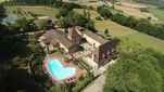 Cottage Chateau de Missandre , Lot_et_garonne, Saint-pierre-de-caubel, France