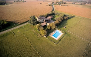 Bed and breakfast La Houeyte , Lot_et_garonne, Couthures-sur-garonne, France