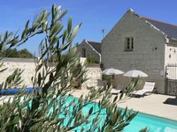 Bed and breakfast Les Pierrines , Maine_et_loire, Les-ulmes, France